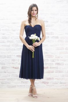 The New Paper Crown Bridesmaids Collection