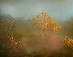 ARTFINDER: Light And Fog by Maurice Sapiro - oil painting on panel