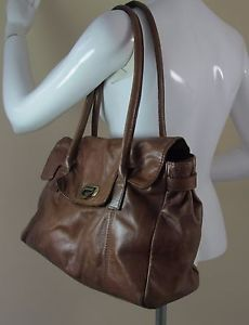 8cd45048688b Autograph Marks and Spencer tan leather shoulder bag handbag purse R14842   style  fashion