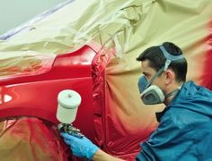 Fresh Paint: The Benefits of Repainting Your Car!  Whether you're interested in restoring an old classic car or you just need to get your family's reliable transportation looking good after an accident, B & B Collision Corp in Royal Oak, MI is the company for you!  Call (248) 543-2929 or visit our website www.bandbcollisioncorp.net for more information!