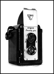 Argus Seventy-five, made from 1953-58
