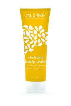 Clarifying Body Wash Pure Mint