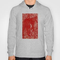 Abstract Buford Charging Hoody by Robert Lee - $38.00 #art #graphic #design #iphone #ipod #ipad #galaxy #s4 #s5 #s6 #case #cover #skin #colors #mug #bag #pillow #stationery #apple #mac #laptop #sweat #shirt #tank #top #clothing #clothes #hoody #kids #children #boys #girls #men #women #ladies #lines #love #vertices #polygons #diamonds #light #home #office #style #fashion #accessory #for #her #him #gift #want #need #love #print #canvas #framed #Robert #S. #Lee