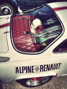 Alpine Renault.