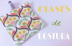 Clases de costura: paño antiquemaduras | Aprender manualidades es facilisimo.com