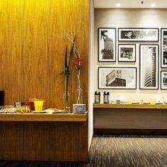 Mezanino Hotel Radisson Faria Lima