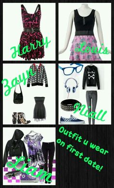 The clothes r all abbey dawn clothing by avril lavigne!