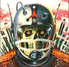 70s Sci-Fi Art: jon–eclectic: 70sscifiart: Part 4 in the...