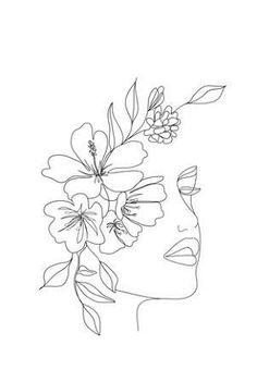 women line drawing face \ women line drawing ; women line drawing face ; women line drawing simple ; women line drawing tattoo Drawing Sketches, Art Drawings, Minimal Drawings, Drawing Tips, Abstract Sketches, Hipster Drawings, Outline Drawings, Tattoo Sketches, Tattoo Drawings