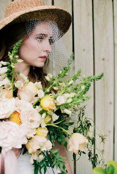 Dreamy Botanical Bridal Inspiration