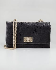 Girello Flap Bag  by Valentino at Neiman Marcus.