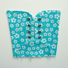 Quiet Book Sew Along - Week 16 Tie A Shoe - Step 5