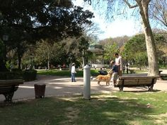 Parque da Estrela, Lisboa, Portugal