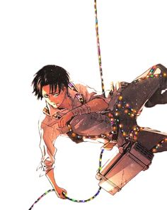 *opens the bedroom curtains*.....Oh my god Levi....*places my hand over my heart and melts*....
