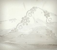 ☼ Midday Visions ☼ dreamy light & white art & photography - white lace . . .