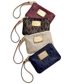 Michael Kors Handbags Find deals on handbags, crossbody bags, clutches,  wallets\u2026   Outfits   Pinterest   Michael kors, Michael kors outlet and  Clutch wallet