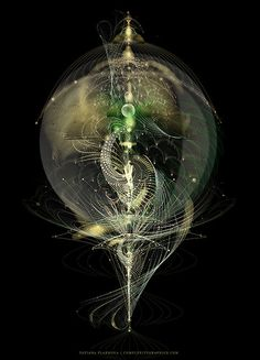 Spiral Lamp 4 Tatiana Plakhova / www.complexitygraphics.com