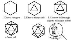 """""""How to draw a Dungens And Dragons, Dnd Dragons, Bullet Journal Ideas Pages, Bullet Journal Inspiration, Drawing Tips, Drawing Reference, Draw A Hexagon, Dnd Art, Art Prompts"""