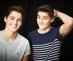 jack and finn harries | via Tumblr >>>> i was obviously born in the wrong country