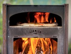 Pieter Städler is raising funds for Städler Made Outdoor Oven on Kickstarter! The outdoor oven lets you experience the joy of working with food and fire. Bake delicious wood-fired pizza in your own backyard. Pizza Oven Outdoor, Outdoor Cooking, Outdoor Kitchens, Outdoor Fire, Outdoor Living, Fire Pit Grill, Four A Pizza, Backyard Fireplace, Perfect Pizza