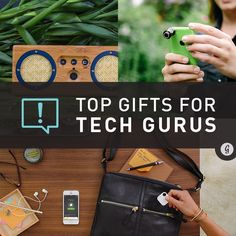 From Bluetooth speakers to fitness trackers to Greek yogurt makers, these gift ideas will please every personality—and budget!
