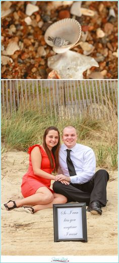 Casual Virginia Beach engagement session, beach photos, sand and sun, engaged, engagement shoot, couple in love, beach engagement shoot, engagement photos, love on the beach, engagement ring, Fresh Look Photography, The Notebook