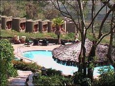 Mara Serena Lodge located in the Maasai Mara National Reserve, Kenya