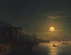 Ivan Konstantinovich Aivazovsky (Russian painter) 1817 - 1900