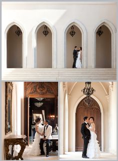 Stunning engagement shoot at Chateau Cocomar! ~ Anthony Dinh of Composure Studios