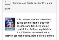 Et un superbe commentaire de plus pour Miroir sur booknode   http://ift.tt/2o2gxZd