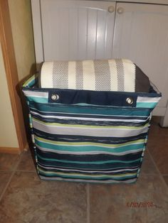 Storage bin to store all my Thirty-one when I'm not using it.