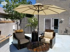 Wire Spool Pallet Patio Lounge Set Lounges & Garden SetsPallet Benches, Pallet Chairs & Stools
