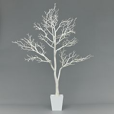Dried bush/tree jewelry holder I found that would serve better as a partition between open indoor spaces. (repaint with light brown color). Buying it would be easier Tree Jewelry Holder, Jewelry Tree, Lighted Tree Branches, Small Canvas Art, Glam And Glitter, Diy Christmas Tree, Winter Trees, Twinkle Lights, Scandinavian Christmas