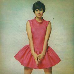 Cardin    Model by:Pierre Cardin.French Vogue,April 1969.