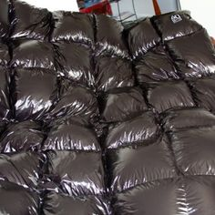 Nylons, Down Blanket, Puffy Jacket, Ruler, Mantel, Blankets, Comforters, Bubble, Bedding