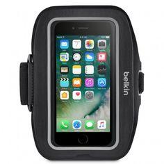 Belkin Sport-Fit iPhone 7 Plus  SHOP ONLINE: https://www.purelifestyle.be/technology/iphone/accessoires/sport-armbanden/belkin-sport-fit-iphone-7-plus.html