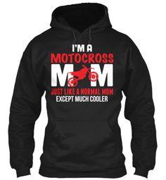 Motocross Mom Girl