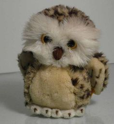 Cute Steiff Owl
