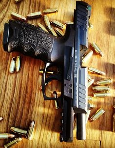 H&K, Vp9, Pistol, guns, weapons, self defense, protection, 2nd amendment, America, firearms, munitions #guns #weapons