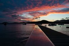Photo Of The Day: Best Spots to Experience Stunning Sunsets in St. Thomas