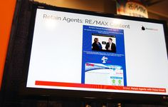 Video email made of RE/MAX provided content in the BombBomb booth in the MarketPlace     BombBomb Video Email Marketing Software: www.BombBomb.com