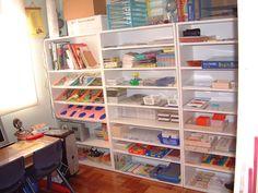 Montessori Homeschool Enviornment