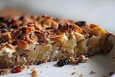 Ciasto orkiszowe z gruszkami - http://www.mytaste.pl/r/ciasto-orkiszowe-z-gruszkami-8084632.html