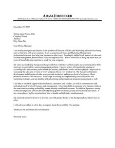 It sales cover letter example pinterest cover letter example director of it cover letter thecheapjerseys Image collections
