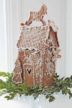 Gingerbread House - VIBEKE DESIGN