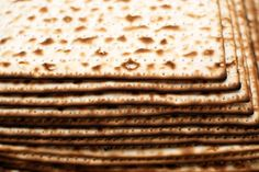 Pin for Later: Passover Primer: A Guide to the Seder Plate Matzo
