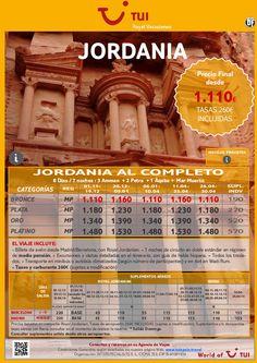 JORDANIA al Completo salidas de Noviembre a Abril. Precio final desde 1.110€ - http://zocotours.com/jordania-al-completo-salidas-de-noviembre-a-abril-precio-final-desde-1-110e/