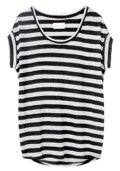 Tsumori Chisato / Stripe T-Shirt