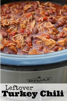 You searched for Leftover turkey chili - Passion for Savings