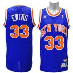 Patrick Ewing - New York Knicks 33
